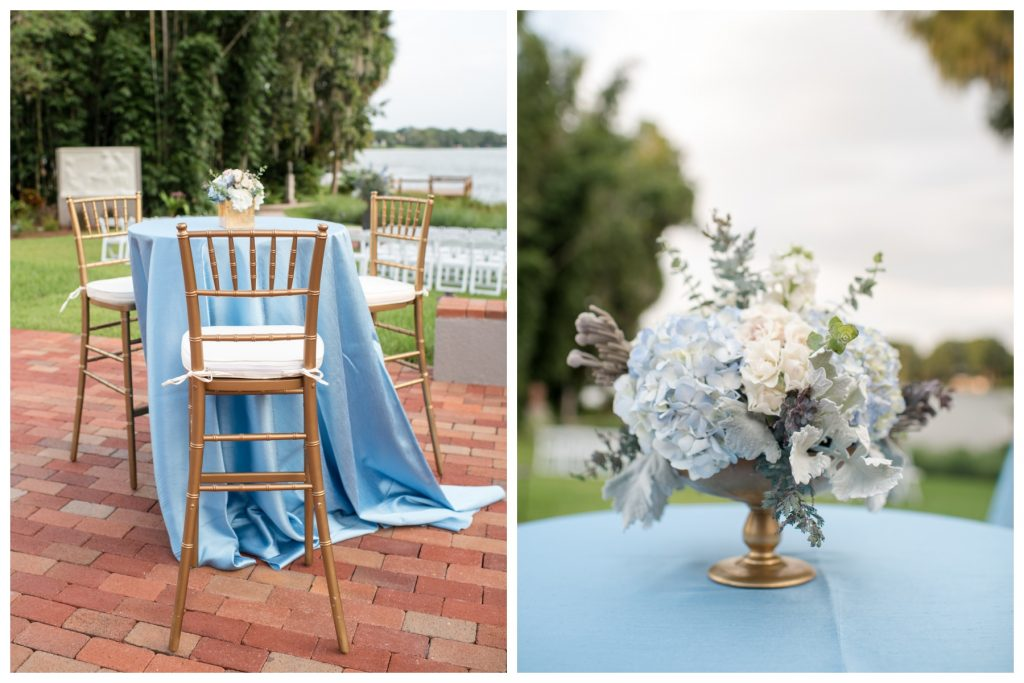Cocktail Hour Florals Bluegrass Chic | Wedding Photo Shoot Historic Estate Capen Showalter House Serenity Rose Quartz Florida Anna Christine Events