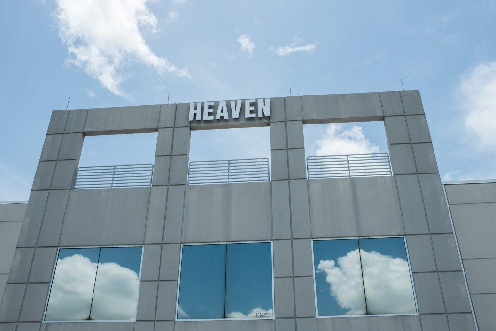 Heaven Event Center Venue | Our DJ Rocks 5 Year Anniversary Party Heaven Event Center Anna Christine Events
