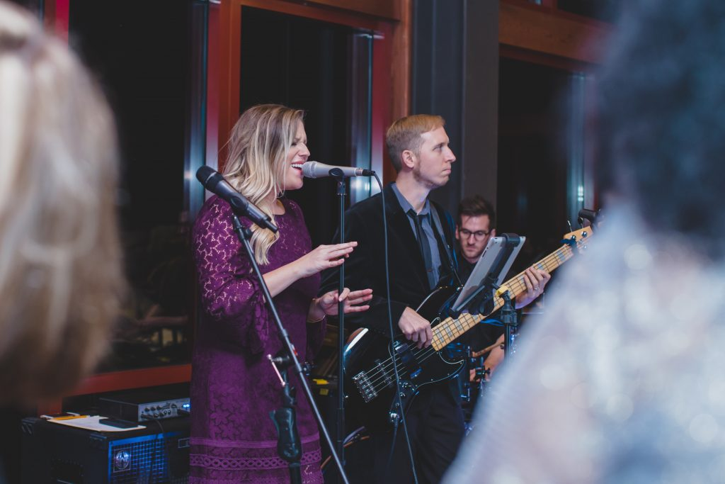 Jaclyn Duncan Music wedding band | Rustic Chic Wedding Romantic Ashley Jane Photography Streamsong Resort Florida Orlando Wedding Planner Anna Christine Events