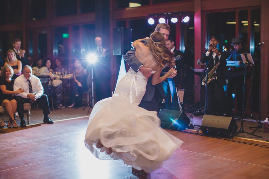 Bride dancing with father | Rustic Chic Wedding Romantic Ashley Jane Photography Streamsong Resort Florida Orlando Wedding Planner Anna Christine Events