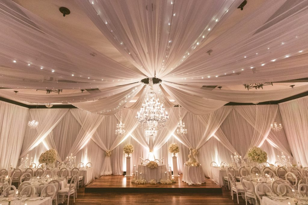 Glamorous Formal Wedding Extravagant Noah's Event Venue Anna Christine Events Orlando Wedding Planner Concept Photography