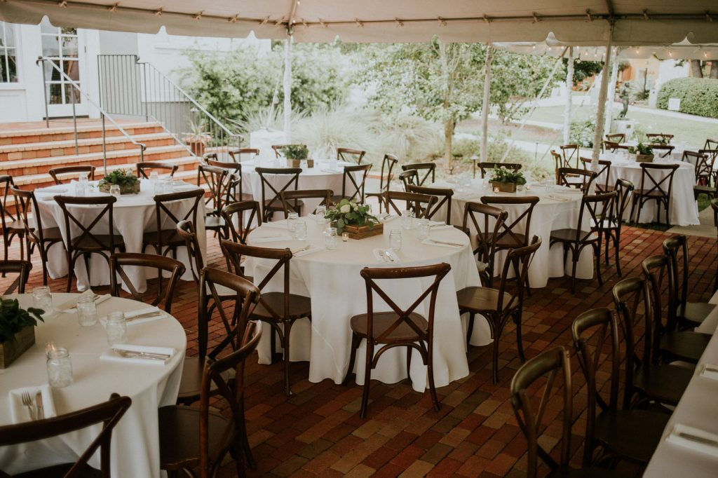 Rustic Chic Wedding Travel Orlando Wedding Planner Anna Christine Events Capen House