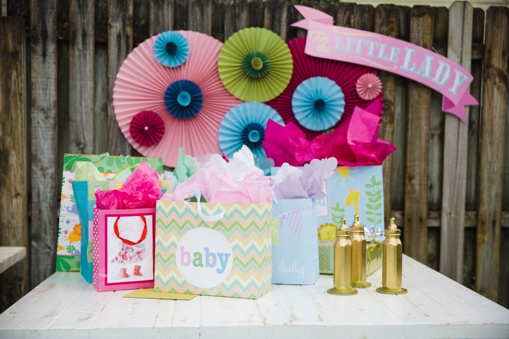 County Fair Carnival Themed Baby Shower Backyard Private Residence Event Planner Anna Christine Events