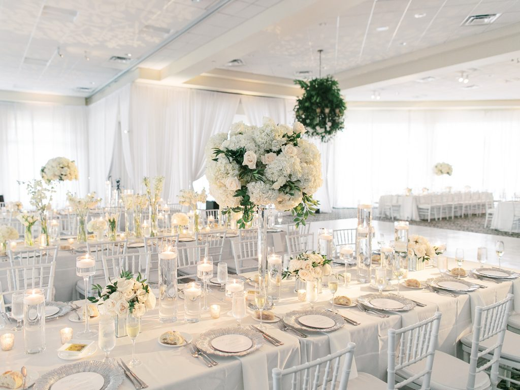 Classic White Wedding Bella Collina Orlando Wedding Planner Anna Christine Events